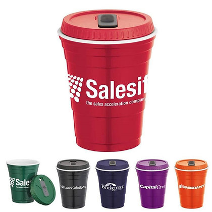 16oz. Game Day Cup with Lid