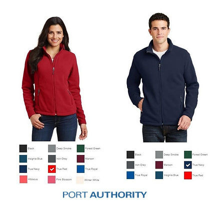 Port Authority® Ladies & Gents Value Fleece Jacket