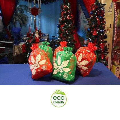 Environmentally Friendly Christmas Gift Bag