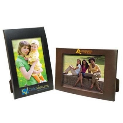 "4"" x 6"" Faux Wood Frame"