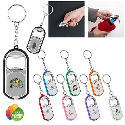 Big Beacon Light-Up Keychain