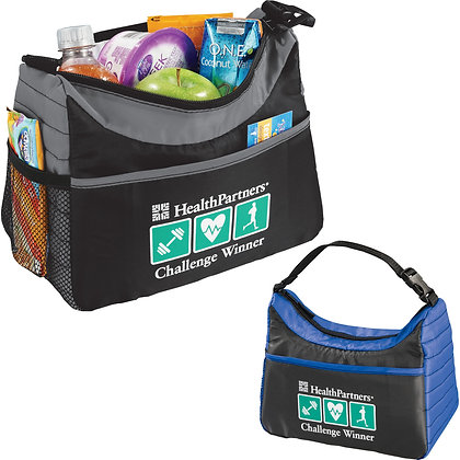 Stay Puff 6 Can Lunch Cooler Bag