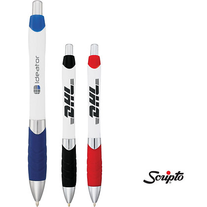 Scripto® Scroll Ballpoint Pen