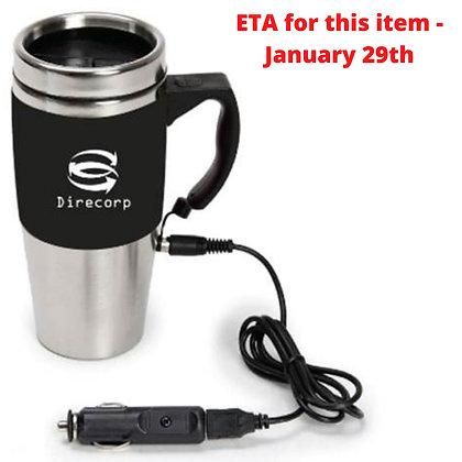 Auto Mug with USB Charger