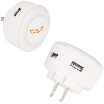 UL Listed Lucent Light Up AC Adapter