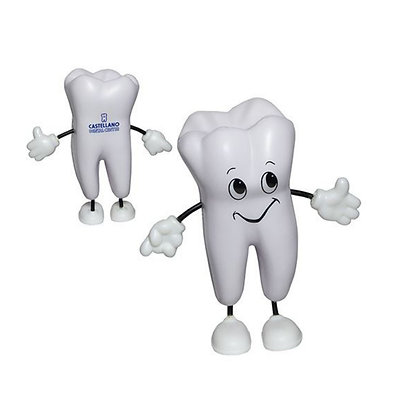 Tooth Stress Reliever Figurine