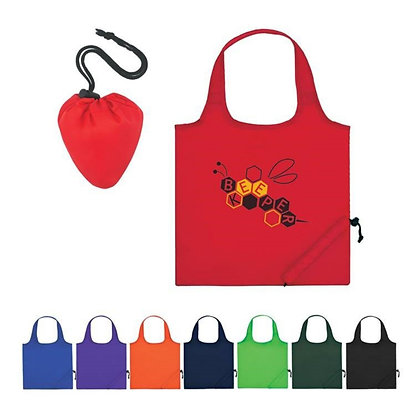 Pull Cord Shopping Bag
