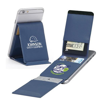Cell Mate Smartphone Wallet & Stand