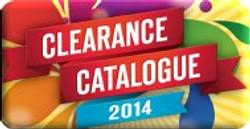 Clearance Catalog 2014