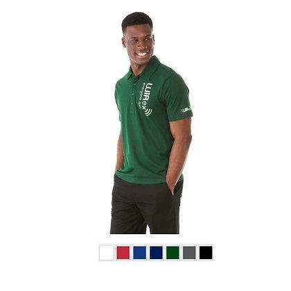 M- ACADIA Short Sleeve Polo