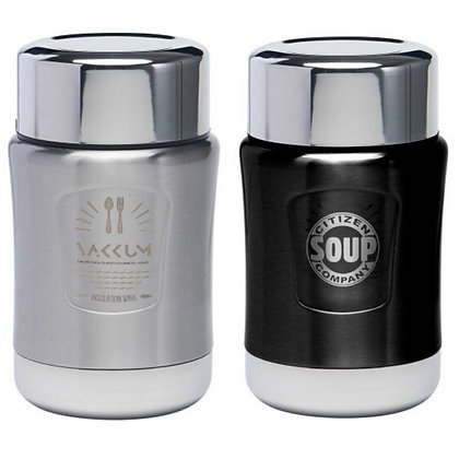 The Camper 17oz. Stainless Steel Vacuum Container