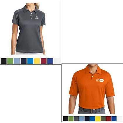 Men/Women Nike Golf - Dri-FIT Pebble Texture Polo