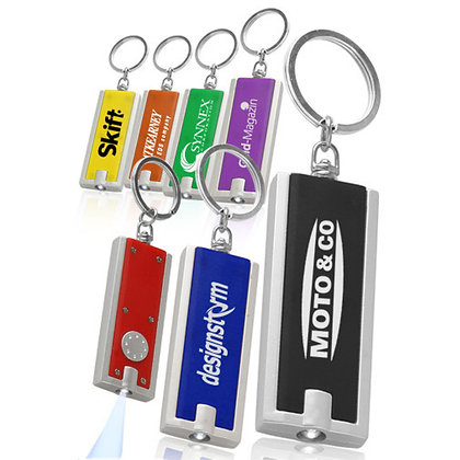 Rectangle Light Keychain