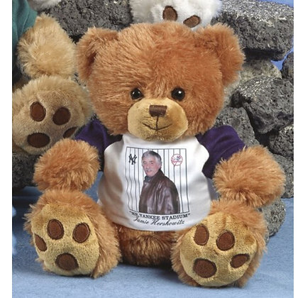 "10"" Patches Paw Bear™"