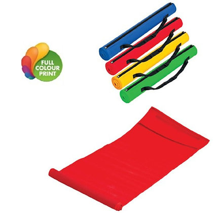 Roll Up Water Resistant Beach Mat