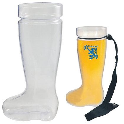 1 Liter German Boot Mug