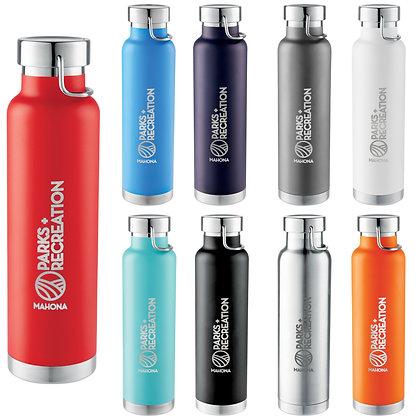 22oz Thor Copper Vacuum Insulated Bottle
