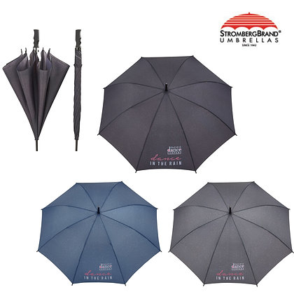 "48"" Auto Open Heathered Fashion Umbrella"