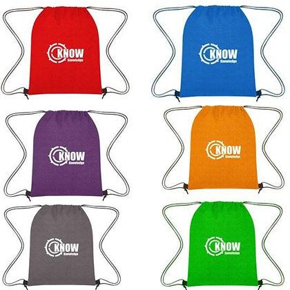 80gm Non-Woven Drawstring Bag