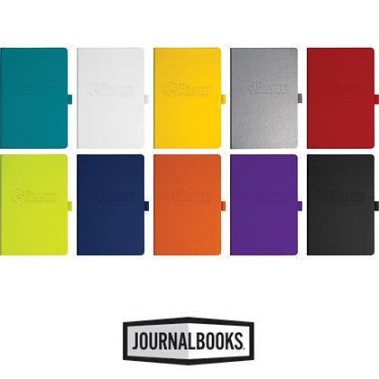 Nova Soft Deboss Plus Bound JournalBook