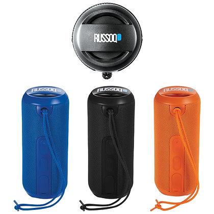 Rugged Fabric Waterproof Bluetooth Speaker