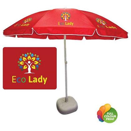 Market/Vending Umbrella With Base
