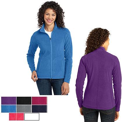 Port Authority® Ladies' Microfleece Jacket