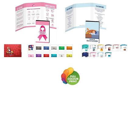 Awareness Tek Booklet with Credit Card Mints