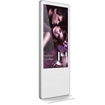 """55"""" Advertising Kiosk With Narrow Bezel And Touch Function"""