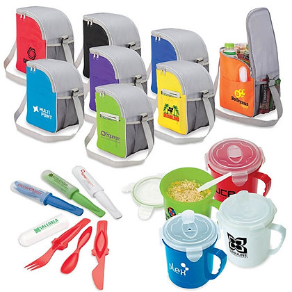 3 Piece Lunch Cooler Kit