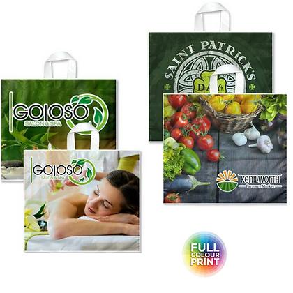 Soft Loop Handle Bags 16W x 14H