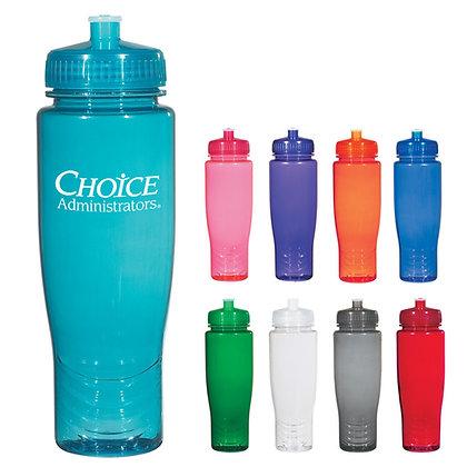 Poly-Clean 28oz Plastic Bottle