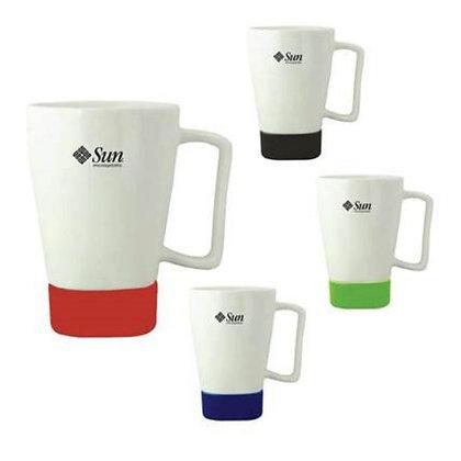 Ceramic Mug with Silicone Base