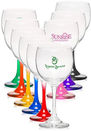 8.5oz. Wine Glasses