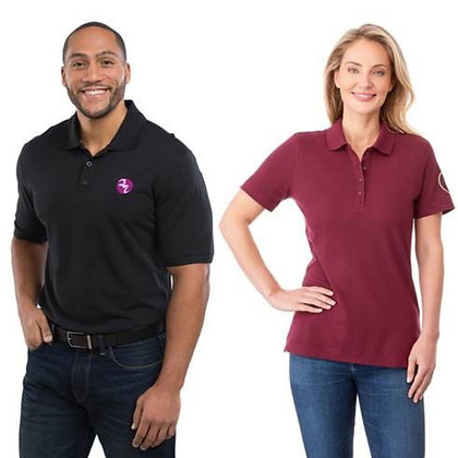 CRANDALL Short Sleeve Polo