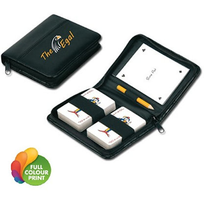 Playing Card Set in Zippered Case