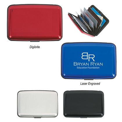 Aluminum Card Case
