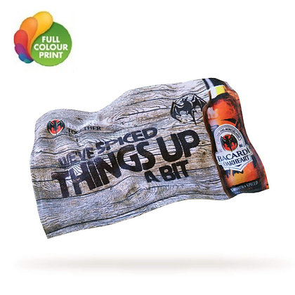 Highly Absorbent Full Colour Bar Towel