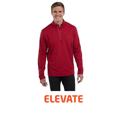 Caltech Knit Quarter Zip