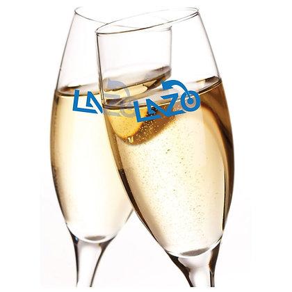 Champagne Glass - 2pc Set
