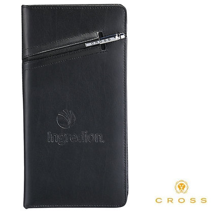 Cross® Travel Wallet with Pen