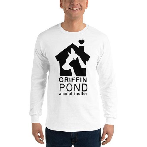 GPAS Classic Logo Light Long Sleeve Shirt