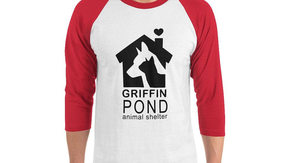 GPAS 3/4 sleeve raglan shirt