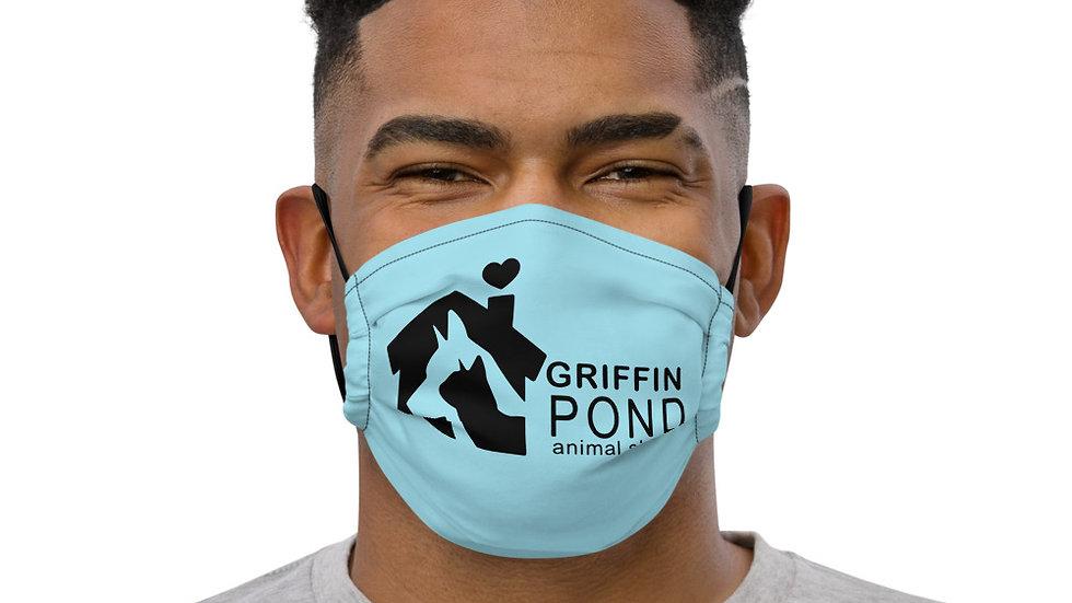 GPAS Logo Premium face mask