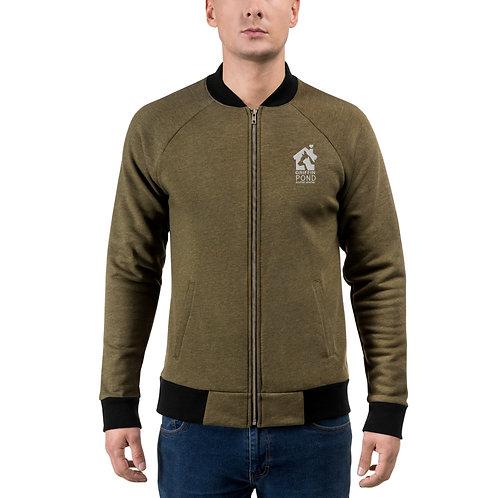 GPAS Embroidered Bomber Jacket