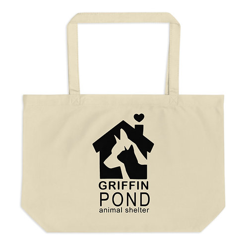 GPAS Large organic tote bag