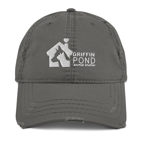 GPAS Classic Logo Distressed Hat