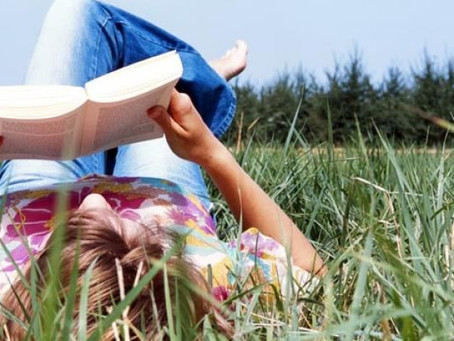 The Relaxed Summer Student - Intentionally Engaging through Down Time