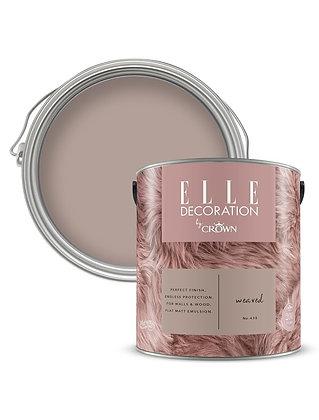 Elle By Crown Flat Matt Paint 'Weaved' 2.5L