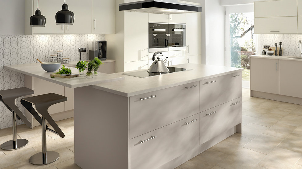 Mackintosh Chic Kitchen By Kuche & Bagno